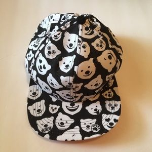NWOT Polar Bear Coca Cola Hat